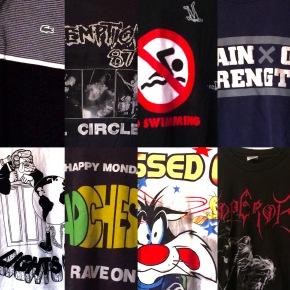 Some T Shirts: Volume1