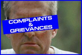 Complaints and Grievances, Part2